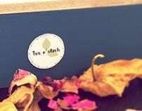 Tea O'Clock - Exhibition Design