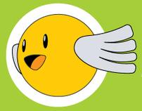 Birdy Brand Identity