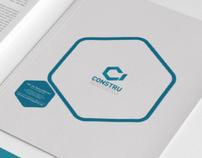 Constru Ingegneria Logo Design