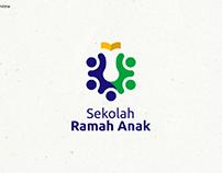 Logo Concept for Sekolah Ramah Anak