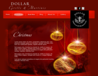 DollarGrills - Web Design Template