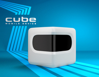 Cube Mobile Device