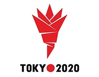 Proposal for the new Tokyo 2020 Olympic Games Logo