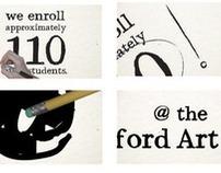 30s Hartford Art School Motion Graphic