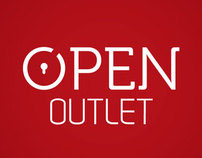 Open Outlet Branding