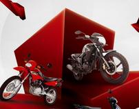 Honda - Diptico LineUp