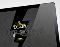How Tasers Works App