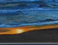 Nags Head Sunrise Painting