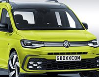 2020 Volkswagen Caddy GTI