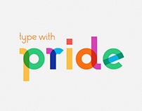 Type With Pride: Gilbert font