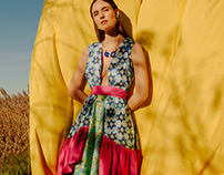 Lavina Peswani. New Wings Campaign for SS19 Series