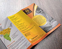 Trifold Flyer Design