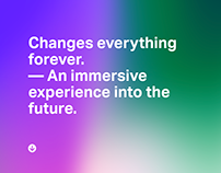 Changes everything forever