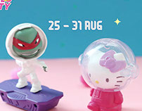 Hello Kitty & Ninja Turtles x Happy Meal | Facebook ads