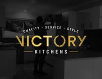 Victory Kitchens Branding