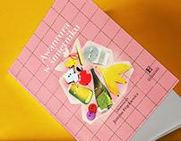 "Picture book ""Awantura w śmietniku"""