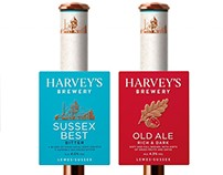 Refreshing Lewes' oldest brewery - Harvey's Brewery
