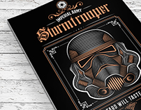Stormtrooper - Poster Old Style