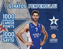 Anadolu Efes Spor Kulübü Milestones (Mailing)