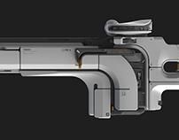 ORPHEUS - Sniper Rifle