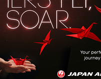 Japan Airlines – Perfectly Prepared