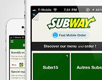Mobile Order app