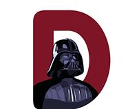 Custom Star Wars Alphabet