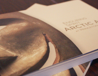 Princeton University Museum: Arctic Art Postcard Book