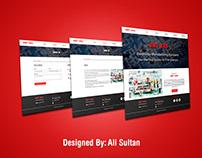SMT USA Logo and Website Design