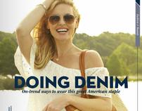 Doing Denim - Lifestyle Fashion Editorial