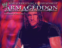 WWE Armageddon Ad (Student Project)