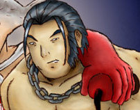 """""""Sake"""" Character Study"""