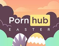 Happy Easter by Pornhub
