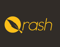 Logo - Qrash