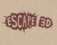 Logo - Escape 3D