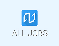 All Jobs - Mobile App Design