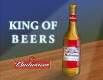 Budweiser Storyboards (Student Project)