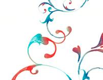 Logos - hand lettered