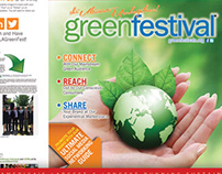 Green Festival Creative Direction & Marketing