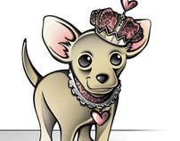 ***Chihuahua-Illustration***