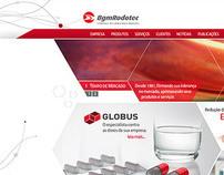 BGM RODOTEC . WEBSITE