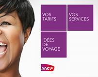SNCF Interactive Information Kiosk