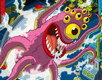 Dexter's Laboratory for Cartoon Network's 20th Birthday