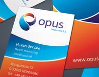 Opus Logo en Huisstijl