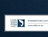 CAPE TOWN FISH MARKET - Tactical Print