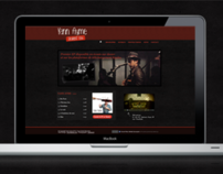 Yann Ayme Website v2.0