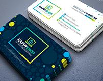 Online Shop_Business Card