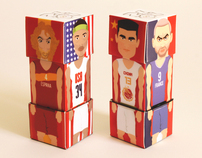 2012 London Olympics | Basketball VIP Pass