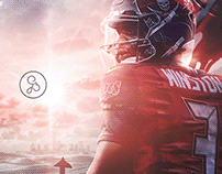 Tampa Bay Buccaneers - NFL Preseason Graphic