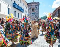 Corpus Christi, Cuzco Peru